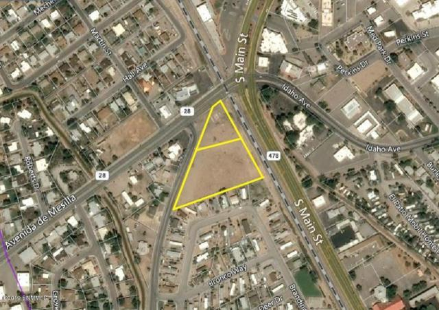 1211 Barker Road, Las Cruces, NM 88005 (MLS #1902146) :: Steinborn & Associates Real Estate