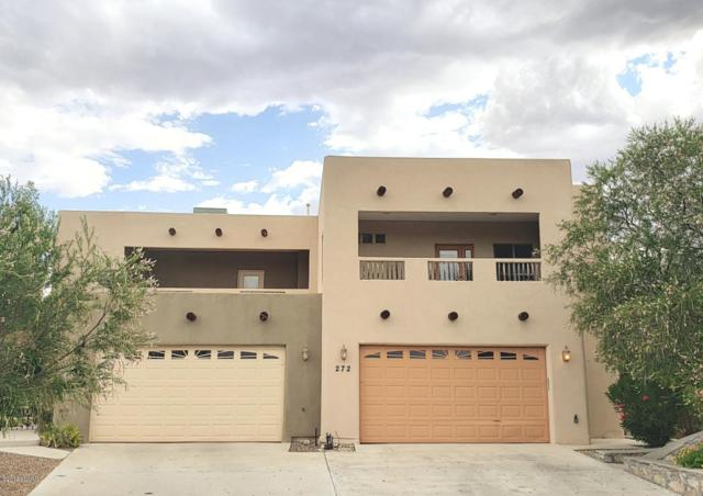 272 Wall Avenue, Las Cruces, NM 88001 (MLS #1902158) :: Steinborn & Associates Real Estate