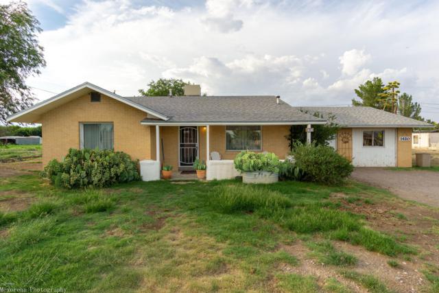1420 Washington Street, Anthony, NM 88021 (MLS #1902164) :: Steinborn & Associates Real Estate