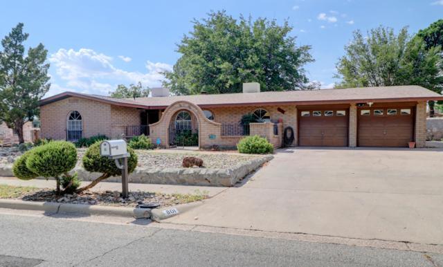 801 Lenox Avenue, Las Cruces, NM 88005 (MLS #1902200) :: Steinborn & Associates Real Estate