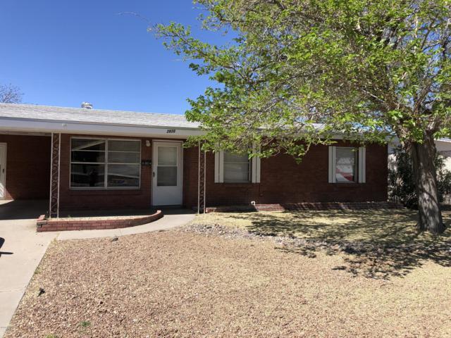 2020 Garrison Road, Las Cruces, NM 88001 (MLS #1902209) :: Steinborn & Associates Real Estate