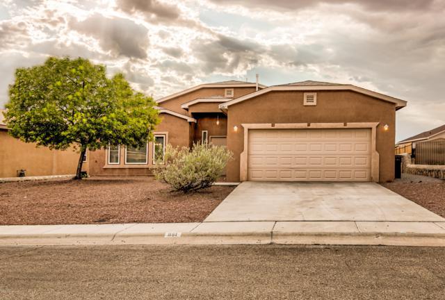 1181 Gunsight Peak Drive, Las Cruces, NM 88012 (MLS #1902254) :: Steinborn & Associates Real Estate
