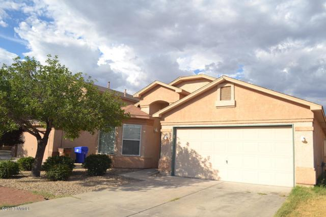 2120 Windsor Place, Las Cruces, NM 88005 (MLS #1902273) :: Steinborn & Associates Real Estate