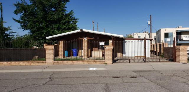 1434 S Almendra Street, Las Cruces, NM 88001 (MLS #1902278) :: Steinborn & Associates Real Estate