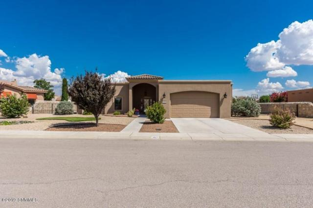 1467 San Vicente Court, Las Cruces, NM 88005 (MLS #1902285) :: Steinborn & Associates Real Estate