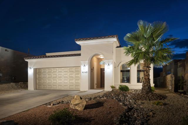 4363 Calle Amarilla Arc, Las Cruces, NM 88011 (MLS #1902310) :: Steinborn & Associates Real Estate