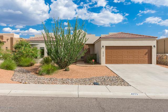 4070 La Purisima Drive, Las Cruces, NM 88011 (MLS #1902311) :: Steinborn & Associates Real Estate