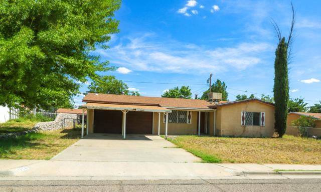 1958 Redwood Street, Las Cruces, NM 88001 (MLS #1902312) :: Steinborn & Associates Real Estate