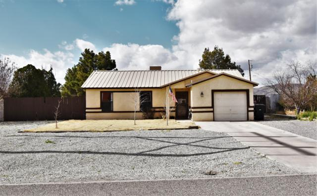5691 Vanegas Drive, Las Cruces, NM 88007 (MLS #1902328) :: Steinborn & Associates Real Estate