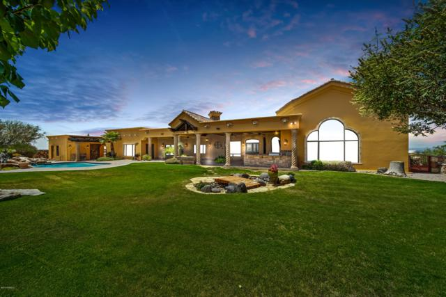 5635 Tierra Segrada, Las Cruces, NM 88011 (MLS #1902332) :: Steinborn & Associates Real Estate