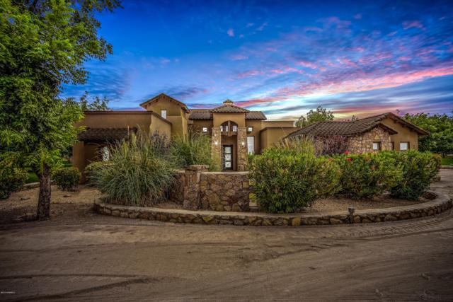 2405 Via Sombra, Las Cruces, NM 88005 (MLS #1902372) :: Arising Group Real Estate Associates