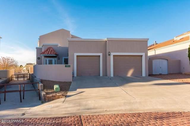 2203 Los Misioneros, Las Cruces, NM 88011 (MLS #1902460) :: Steinborn & Associates Real Estate