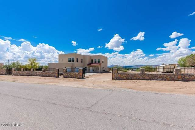 5159 Navajo Trail, Las Cruces, NM 88012 (MLS #1902663) :: Steinborn & Associates Real Estate