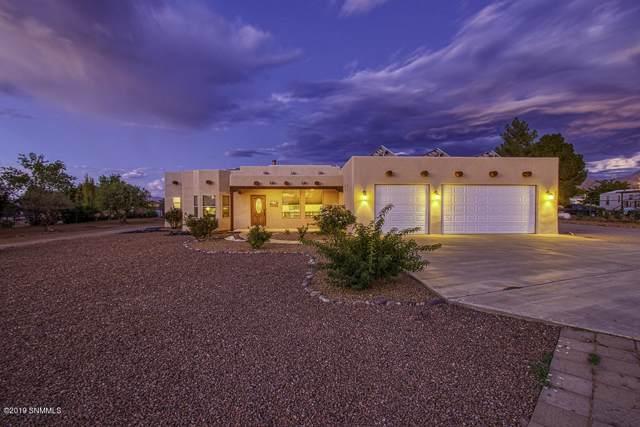8124 Grouse Run Drive, Las Cruces, NM 88012 (MLS #1902667) :: Steinborn & Associates Real Estate