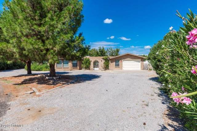 1430 Georgianna Court, Las Cruces, NM 88007 (MLS #1902672) :: Steinborn & Associates Real Estate