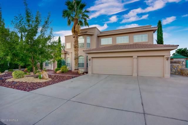 204 Desert Garden Drive, Santa Teresa, NM 88008 (MLS #1902674) :: Steinborn & Associates Real Estate