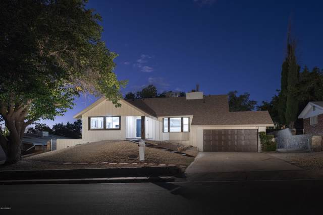 3020 Fairway Drive, Las Cruces, NM 88011 (MLS #1902678) :: Steinborn & Associates Real Estate