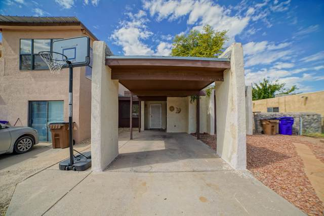 1279 Birch Drive, Las Cruces, NM 88001 (MLS #1902679) :: Steinborn & Associates Real Estate