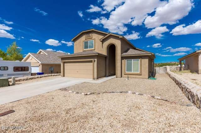 4740 Salado Creek Street, Las Cruces, NM 88012 (MLS #1902683) :: Steinborn & Associates Real Estate