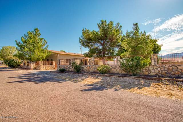 432 San Andres Drive, Anthony, NM 88021 (MLS #1902684) :: Steinborn & Associates Real Estate