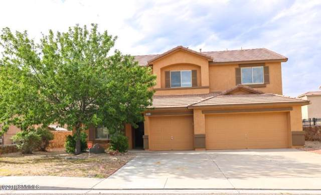 4350 Kachina Canyon Road, Las Cruces, NM 88011 (MLS #1902688) :: Steinborn & Associates Real Estate