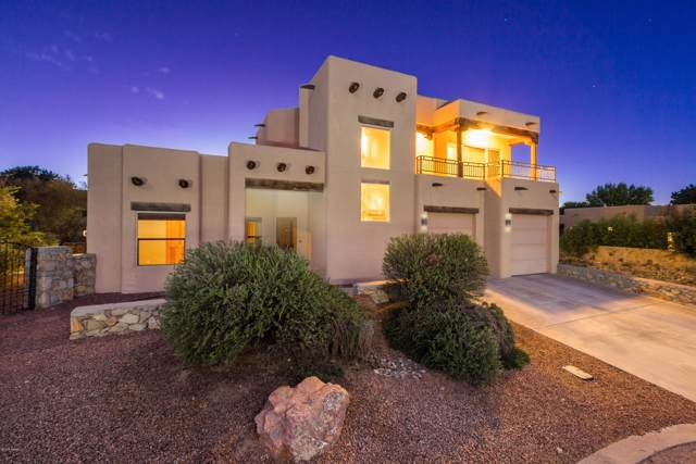 1369 Fairway Village Drive, Las Cruces, NM 88007 (MLS #1902690) :: Steinborn & Associates Real Estate