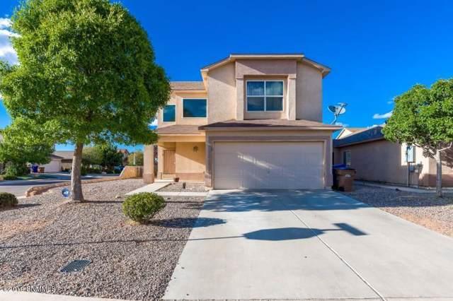 4981 Kyler Road, Las Cruces, NM 88012 (MLS #1902695) :: Steinborn & Associates Real Estate