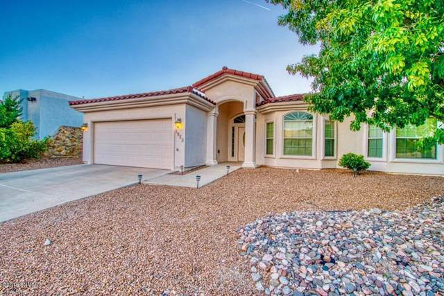 1925 Palm Canyon Drive, Las Cruces, NM 88011 (MLS #1902714) :: Steinborn & Associates Real Estate