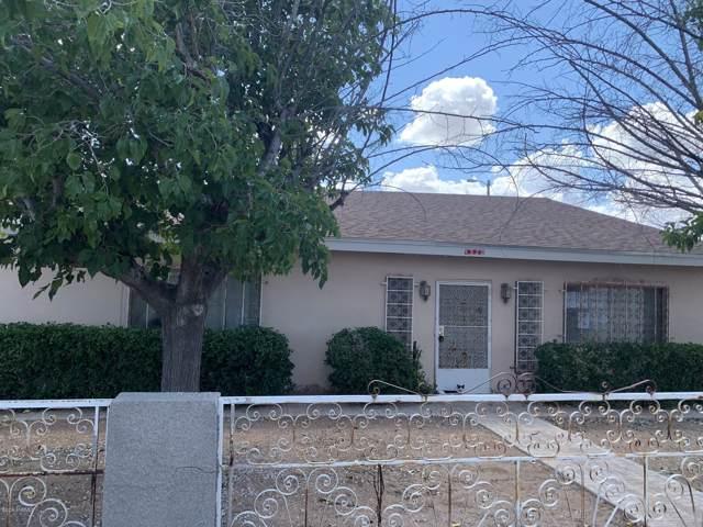 1320 Church Street, Anthony, NM 88021 (MLS #1902720) :: Steinborn & Associates Real Estate