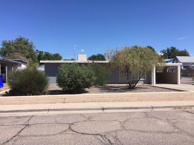 1409 Luna Street, Las Cruces, NM 88001 (MLS #1902732) :: Arising Group Real Estate Associates