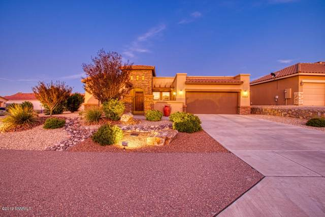 4362 Del Prado Way, Las Cruces, NM 88011 (MLS #1902734) :: Steinborn & Associates Real Estate