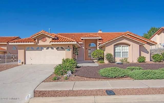 1515 Pebble Beach Road, Las Cruces, NM 88011 (MLS #1902735) :: Steinborn & Associates Real Estate