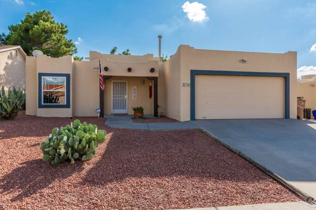 740 Indian Hollow Road, Las Cruces, NM 88011 (MLS #1902738) :: Steinborn & Associates Real Estate