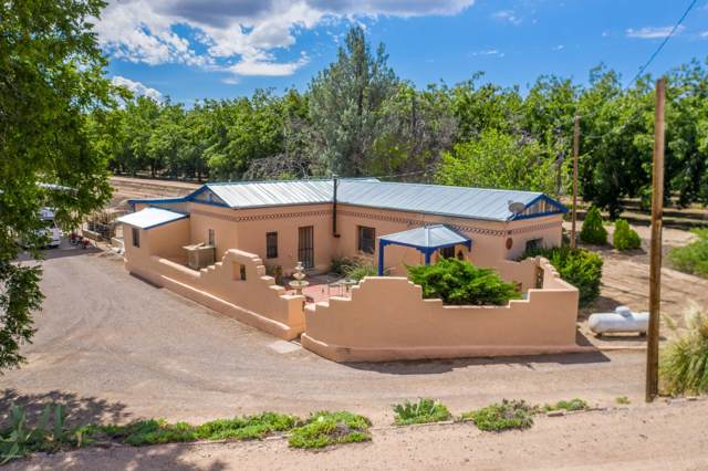 1150 Railroad Road, Hatch, NM 87937 (MLS #1902739) :: Steinborn & Associates Real Estate