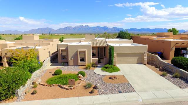 1890 Palm Canyon Drive, Las Cruces, NM 88011 (MLS #1902746) :: Steinborn & Associates Real Estate