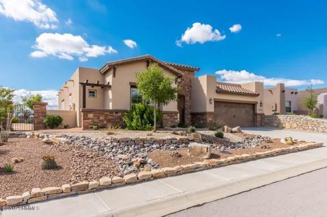 4351 Isleta Court, Las Cruces, NM 88011 (MLS #1902749) :: Steinborn & Associates Real Estate