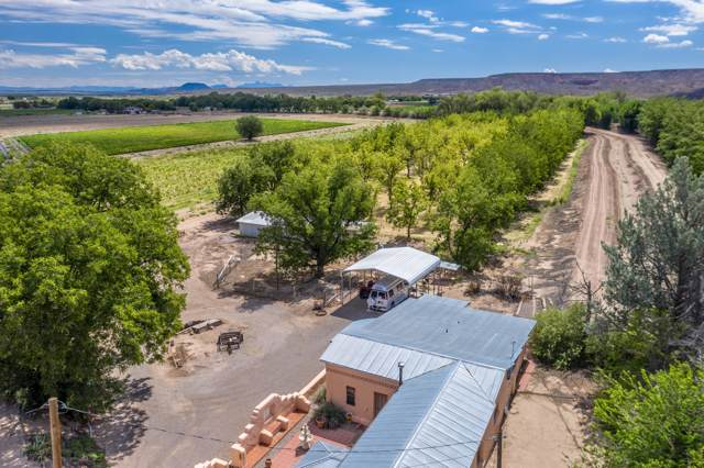 1150 Railroad Road, Hatch, NM 87937 (MLS #1902761) :: Arising Group Real Estate Associates