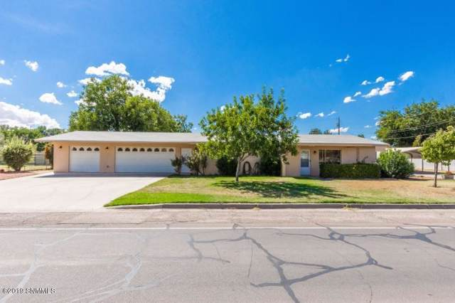 2635 El Camino Real, Las Cruces, NM 88007 (MLS #1902764) :: Steinborn & Associates Real Estate