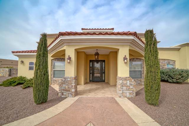 2315 Tuscan Hills Lane, Las Cruces, NM 88011 (MLS #1902778) :: Arising Group Real Estate Associates