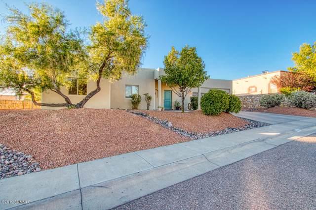 662 La Melodia Drive, Las Cruces, NM 88011 (MLS #1902800) :: Steinborn & Associates Real Estate