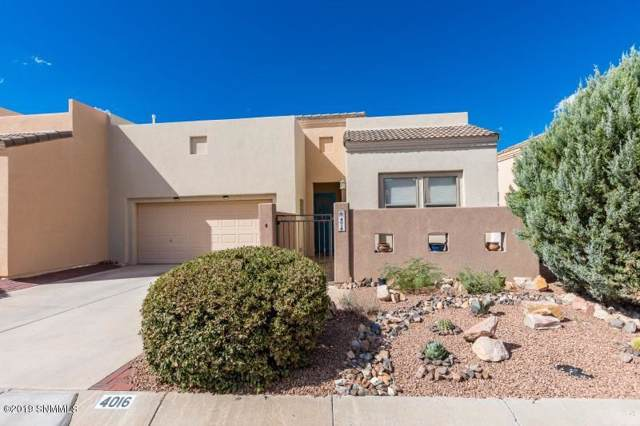 4016 Canterra Arc, Las Cruces, NM 88011 (MLS #1902816) :: Steinborn & Associates Real Estate