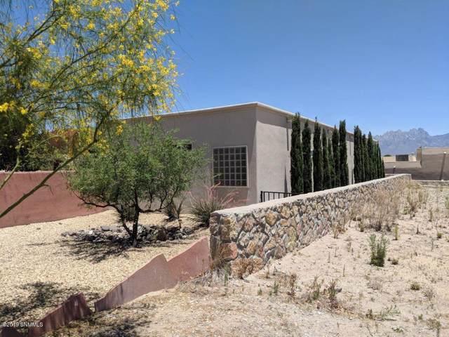 1305 Golf Club Road, Las Cruces, NM 88011 (MLS #1902817) :: Arising Group Real Estate Associates