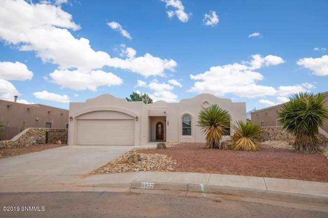 5932 Sandia Court, Las Cruces, NM 88012 (MLS #1902834) :: Steinborn & Associates Real Estate