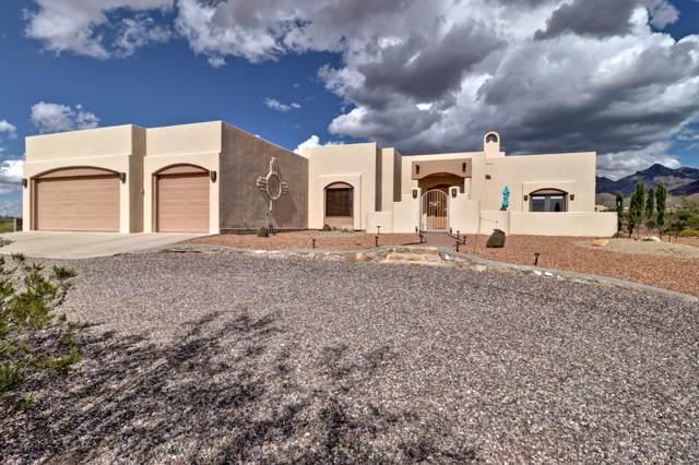 5051 Lost Padre Mine Road, Las Cruces, NM 88011 (MLS #1902846) :: Steinborn & Associates Real Estate