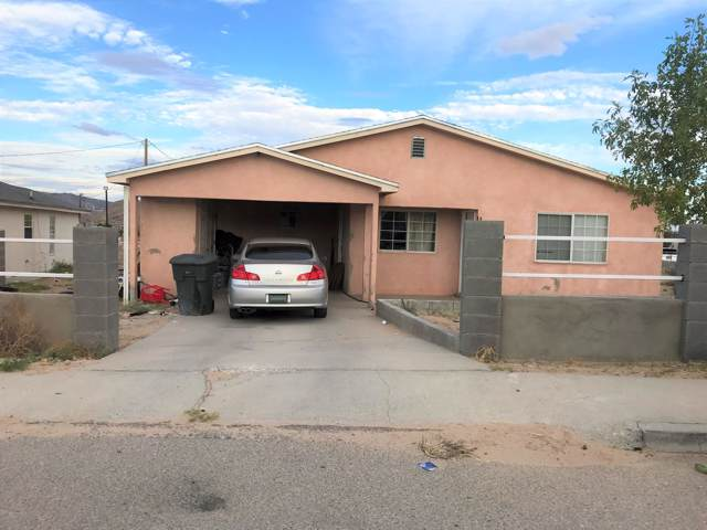 120 Loma Linda Court, Sunland Park, NM 88063 (MLS #1902860) :: Steinborn & Associates Real Estate