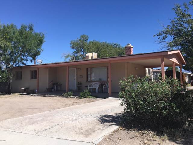 1316 Coronado Street, Las Cruces, NM 88005 (MLS #1902871) :: Steinborn & Associates Real Estate