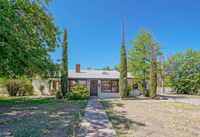 2040 Rose Lane, Las Cruces, NM 88005 (MLS #1902878) :: Steinborn & Associates Real Estate