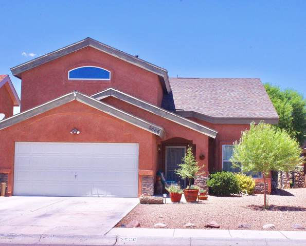 2866 San Lorenzo Court, Las Cruces, NM 88007 (MLS #1902880) :: Steinborn & Associates Real Estate