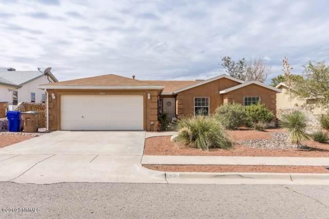 612 Stone Canyon, Las Cruces, NM 88011 (MLS #1902902) :: Steinborn & Associates Real Estate
