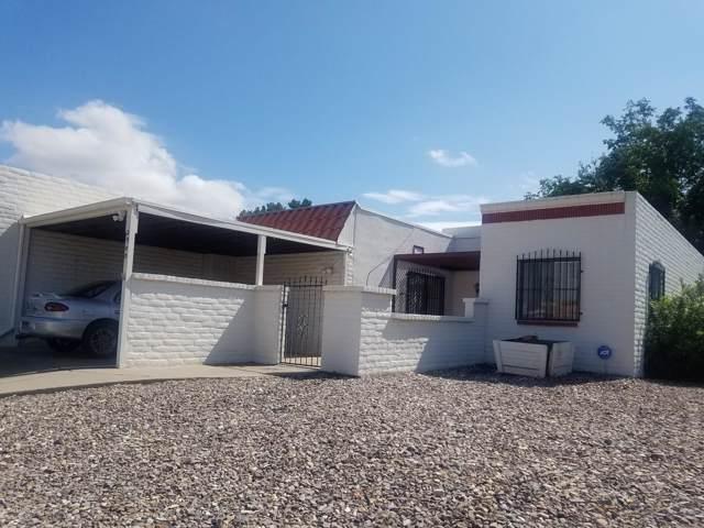 2900 Valle Vista, Las Cruces, NM 88011 (MLS #1902903) :: Arising Group Real Estate Associates